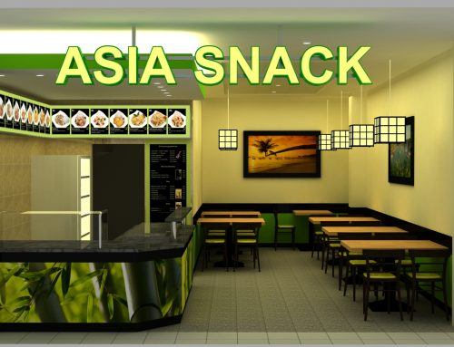 Asia Snack