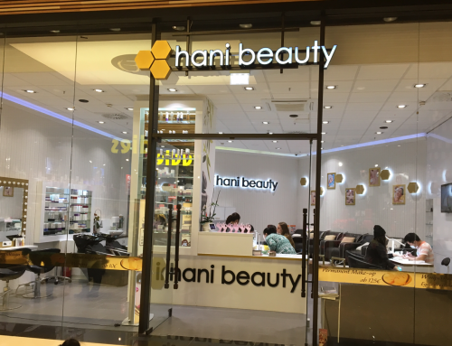 Hani Beauty in LP 12